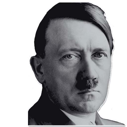 Hitler face png. Adolf nazi germany the