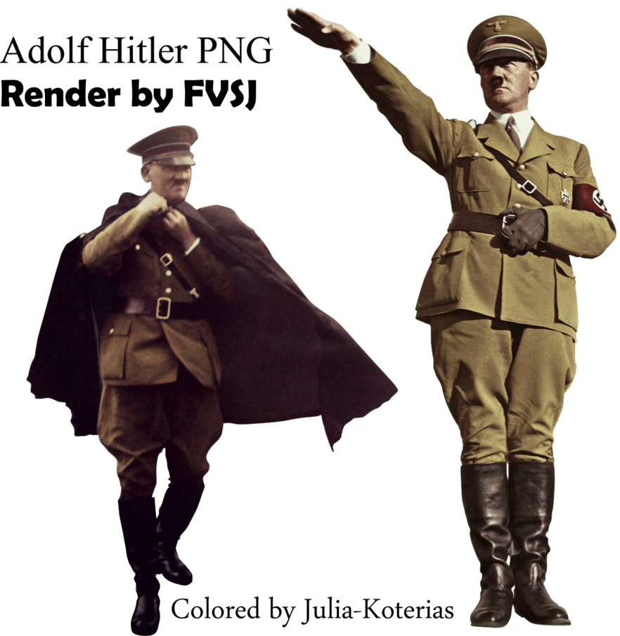 Hitler png. Adolf hitlers by