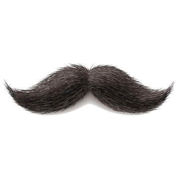 Hitler stach png. Mustache images vectors and