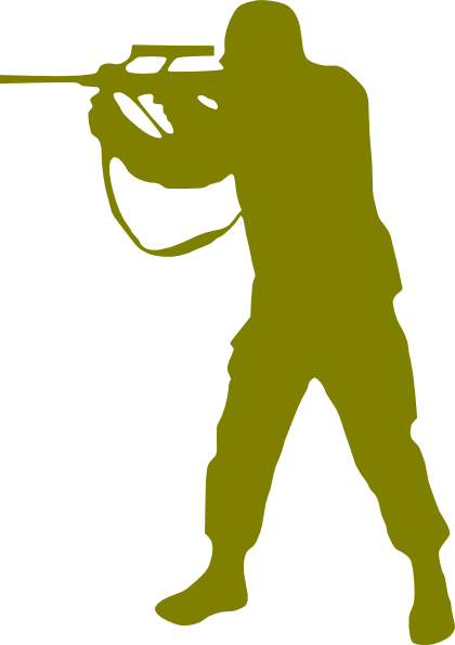 Nazi vector silhouette. Hitler clipart at getdrawings