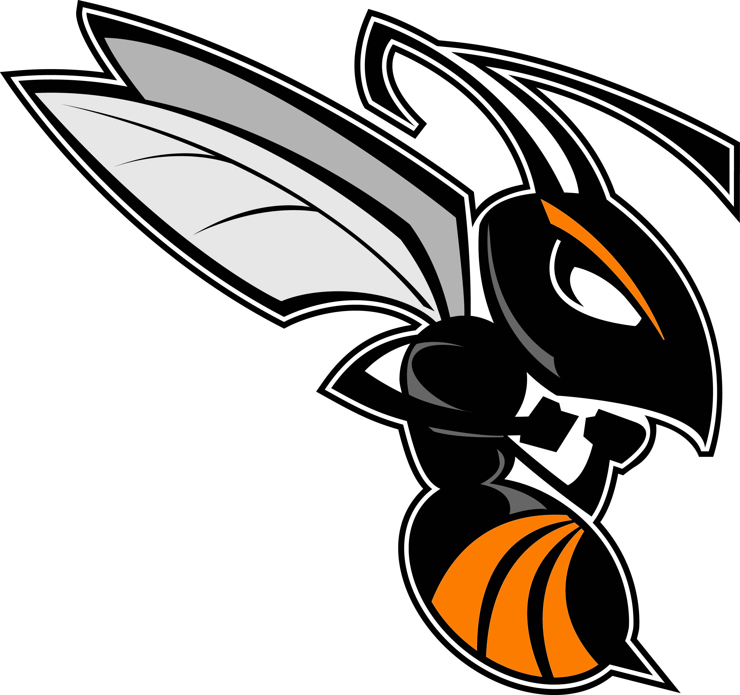Hive clipart hornet. Logo wikiclipart