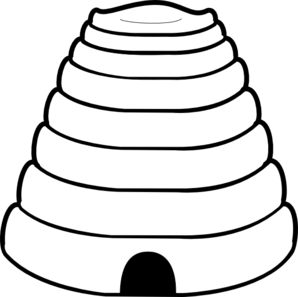 beehive clipart
