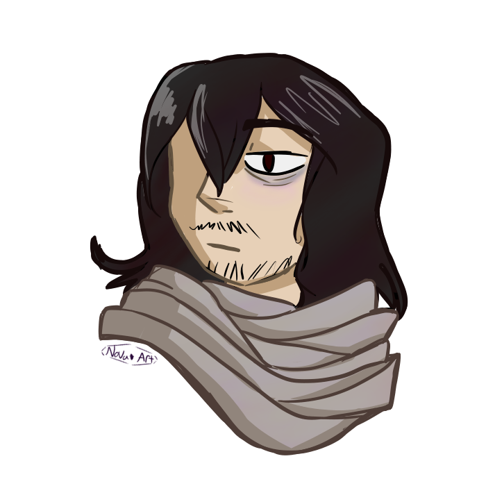 Hobo drawing deviantart. Aizawa is a beautiful
