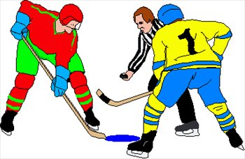 hockey clipart road hockey