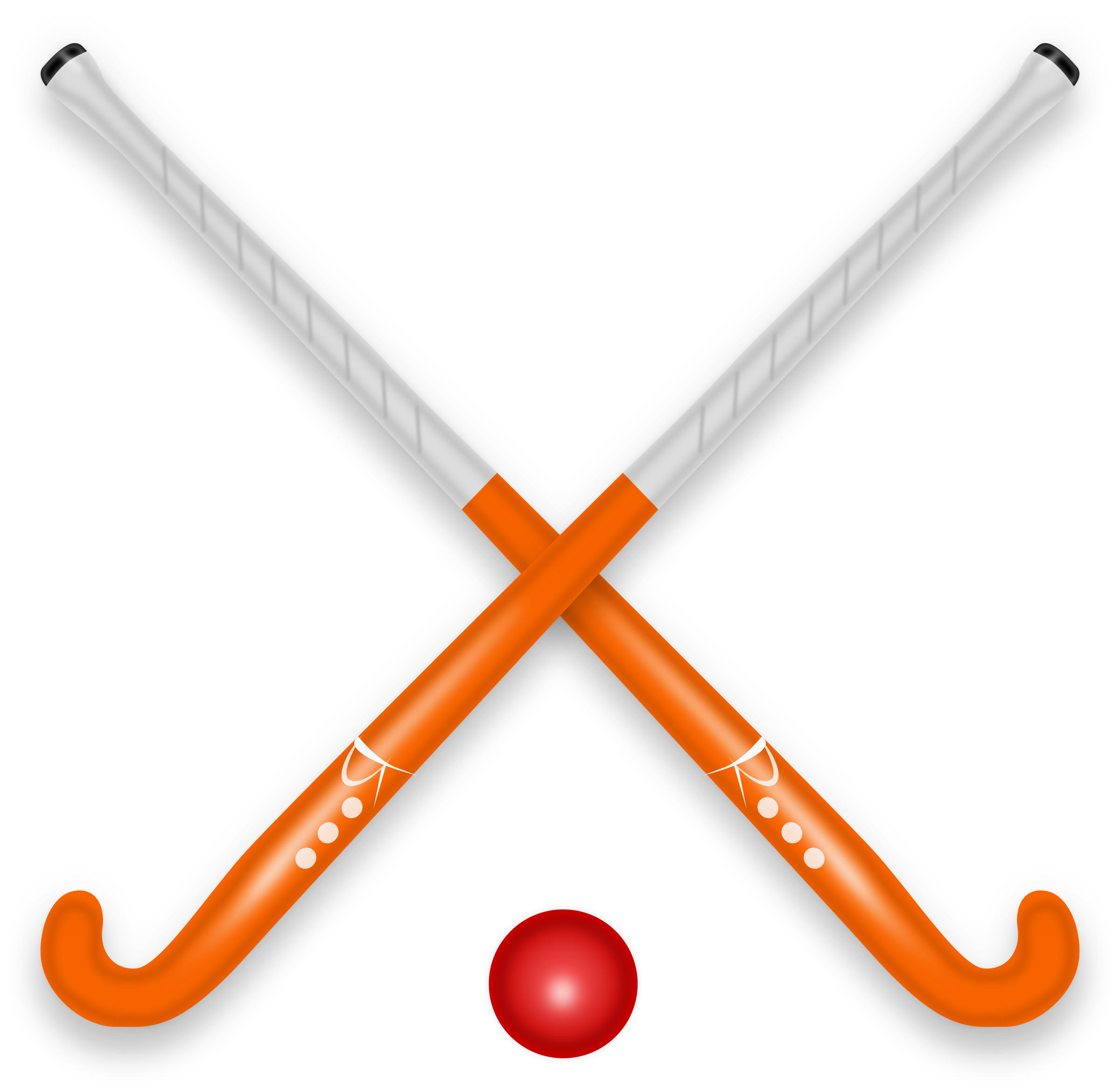 Hockey stick vector png. Ball icons free and