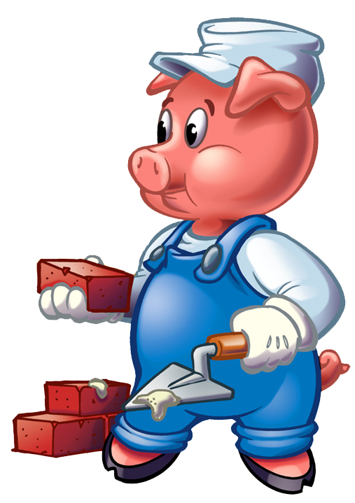 Three little clipart png. Free pigs download clip