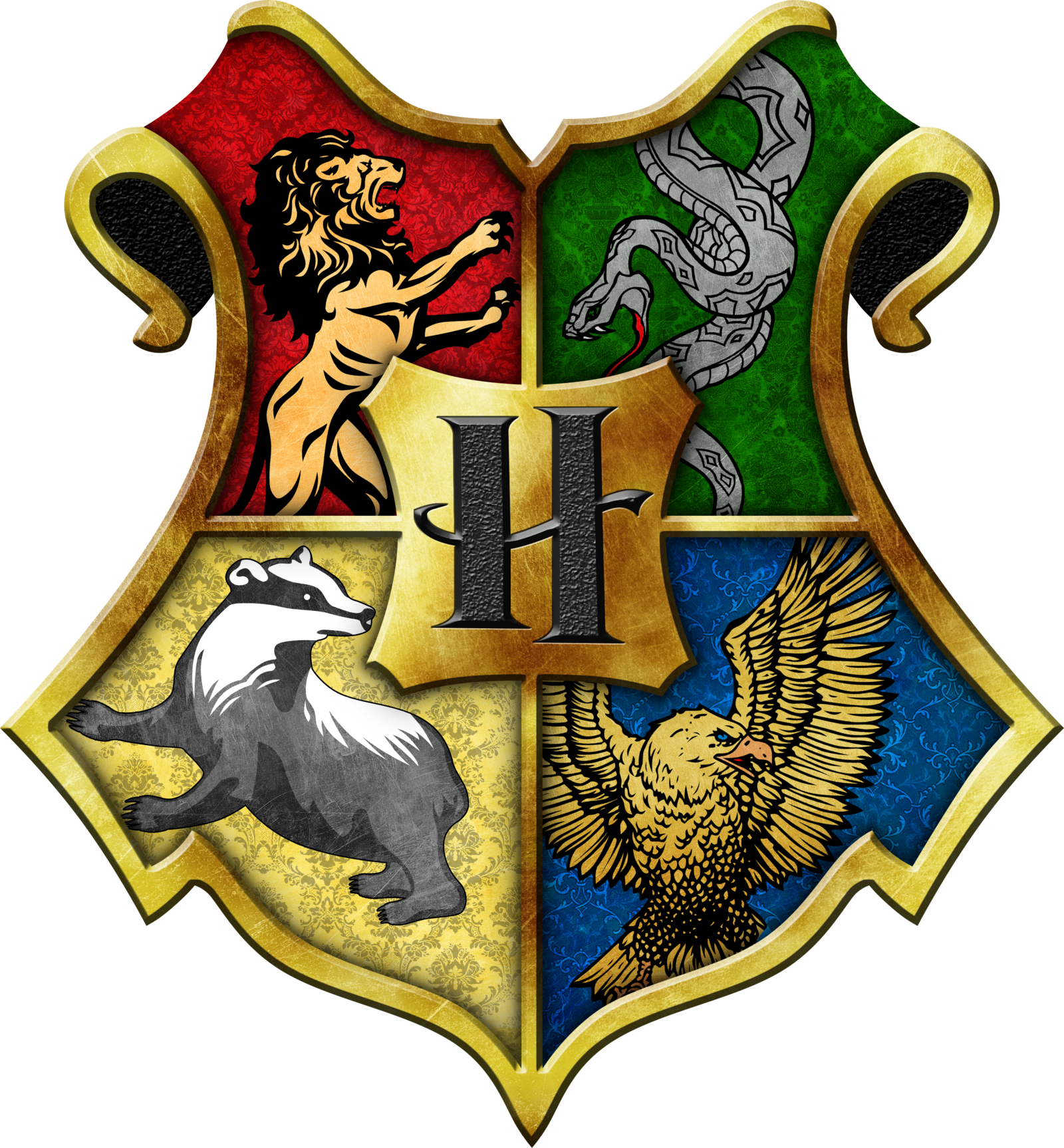 Official hogwarts crest png. The enneagram goes to