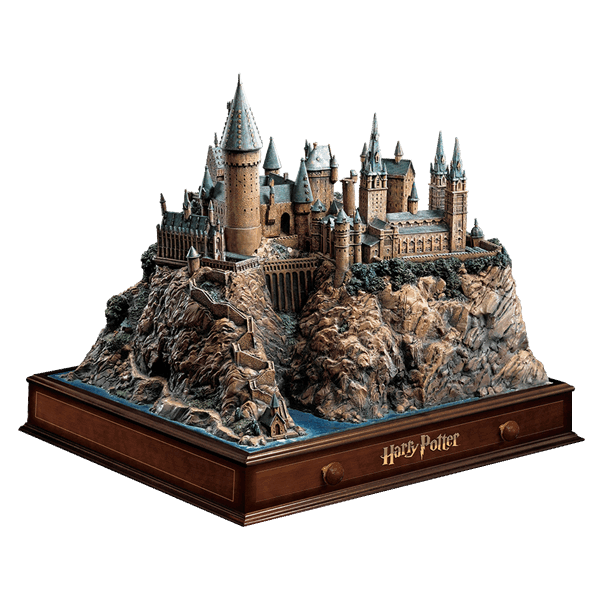 Hogwarts castle png. Harry potter noble collections