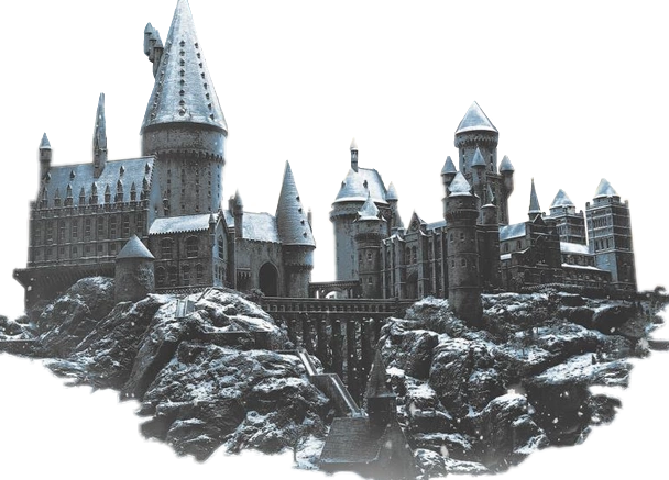 Hogwarts castle png. Harrypotter magic report abuse