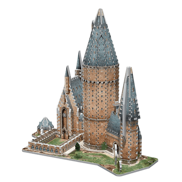 Hogwarts castle png. Harry potter d puzzle
