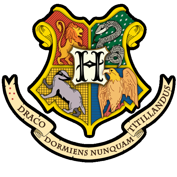 badge transparent harry potter