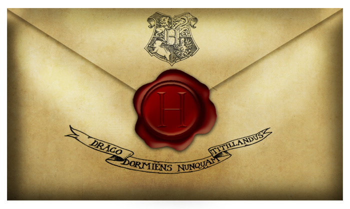 Hogwarts envelope png. Extreme the interactive harry