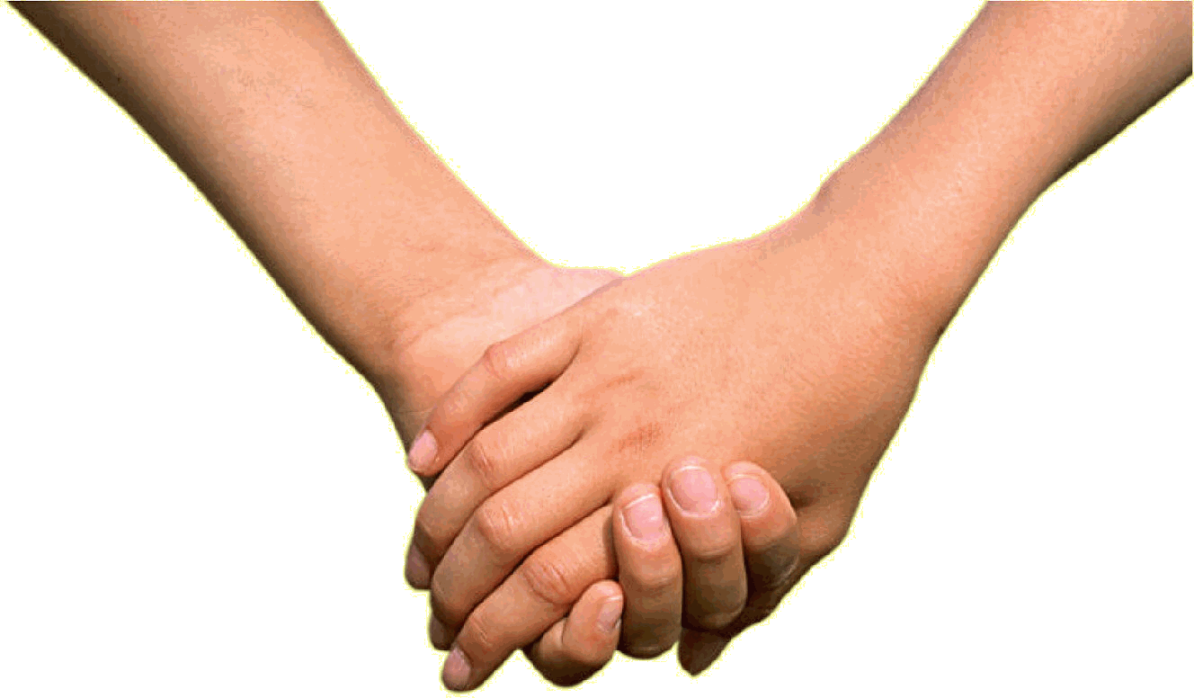 Holding hands clipart png. Image purepng free transparent
