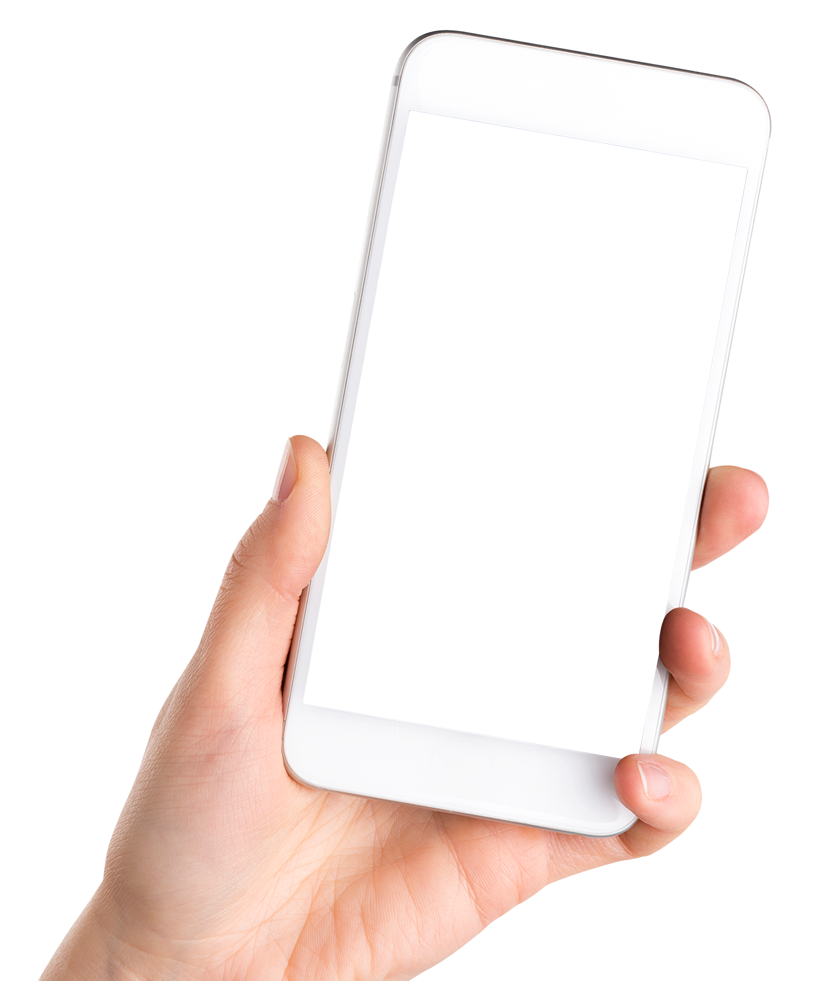 Holding telephone png. Phone in hand