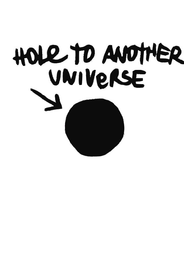 Hole to another universe png. Life is strange di