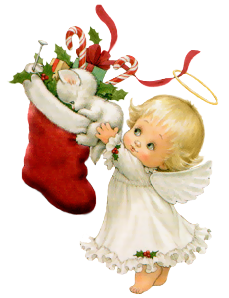 Holiday angels png. Cute christmas angel pictures