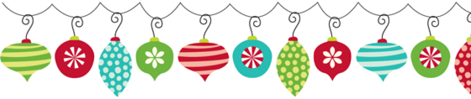 Holiday banner png. Clip art frames illustrations