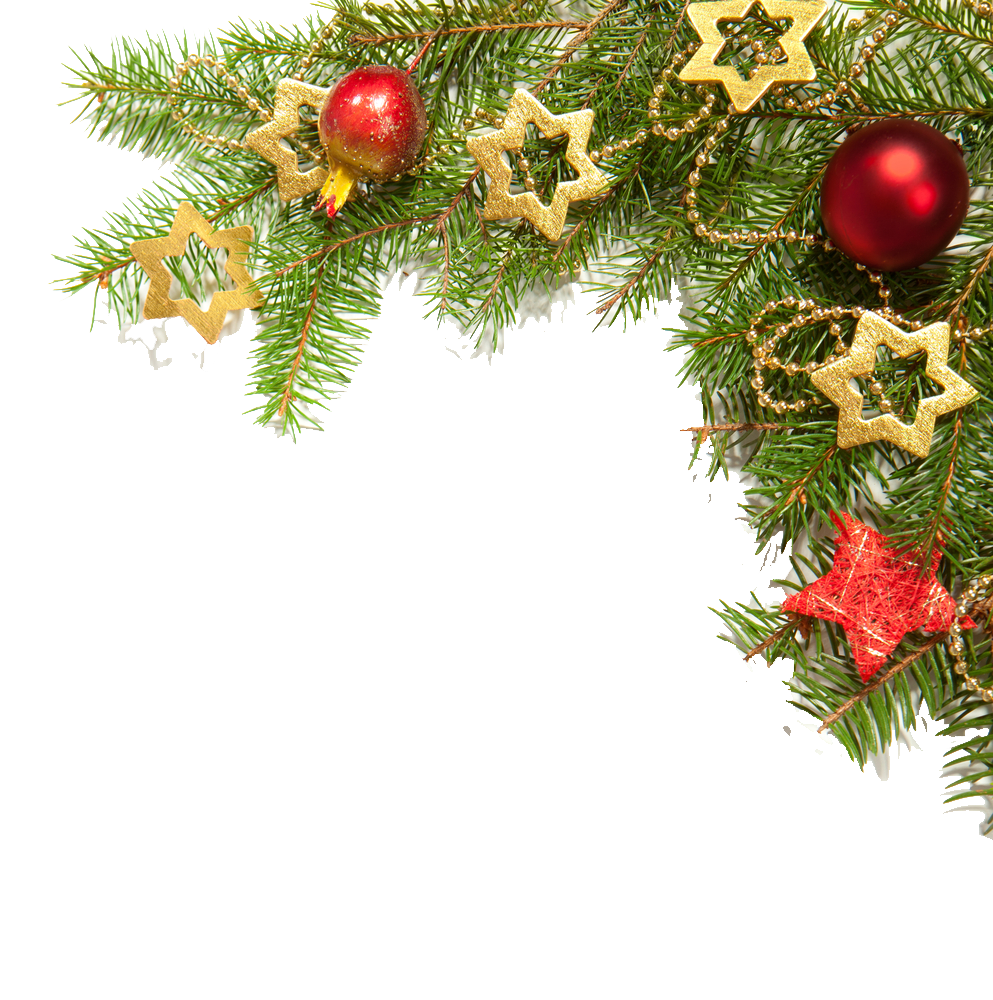 Christmas ornaments border png. Images vector clipart psd