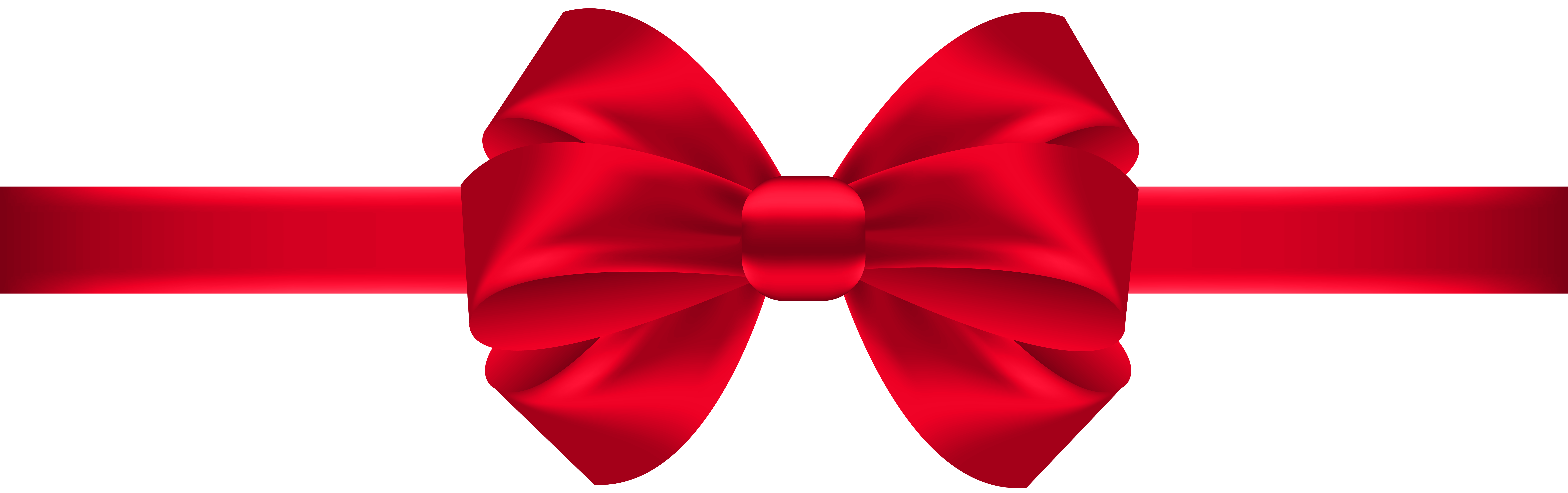 Holiday bow png. Transparent clip art gallery