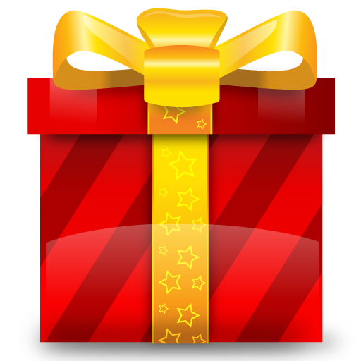 Holiday box png. Gift icon free icons