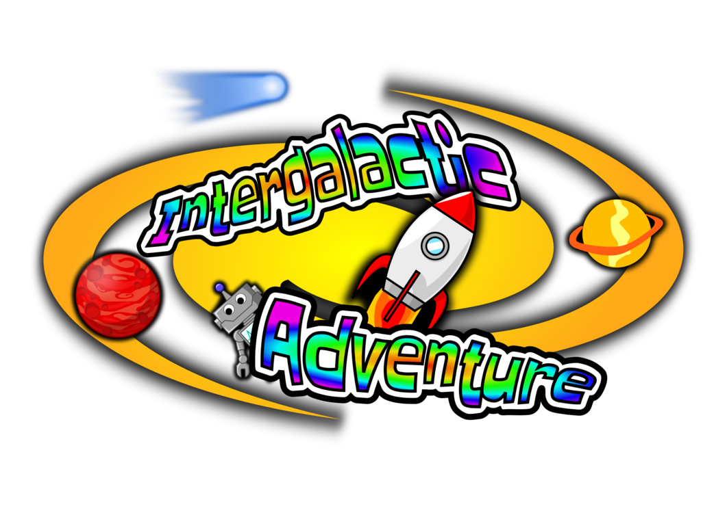 Technology clipart collage. Cartoon computer icons adventure