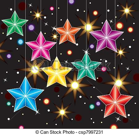 holiday clipart colorful