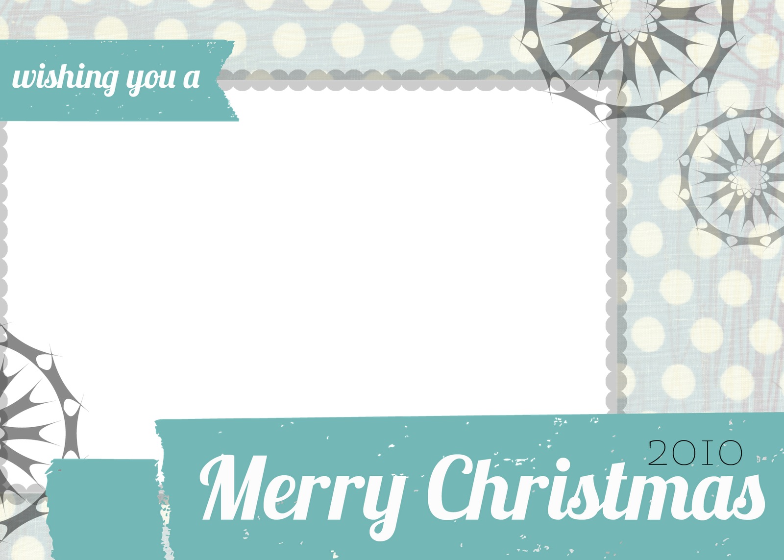 create a free christmas holiday greeting card border png graphic black and white library