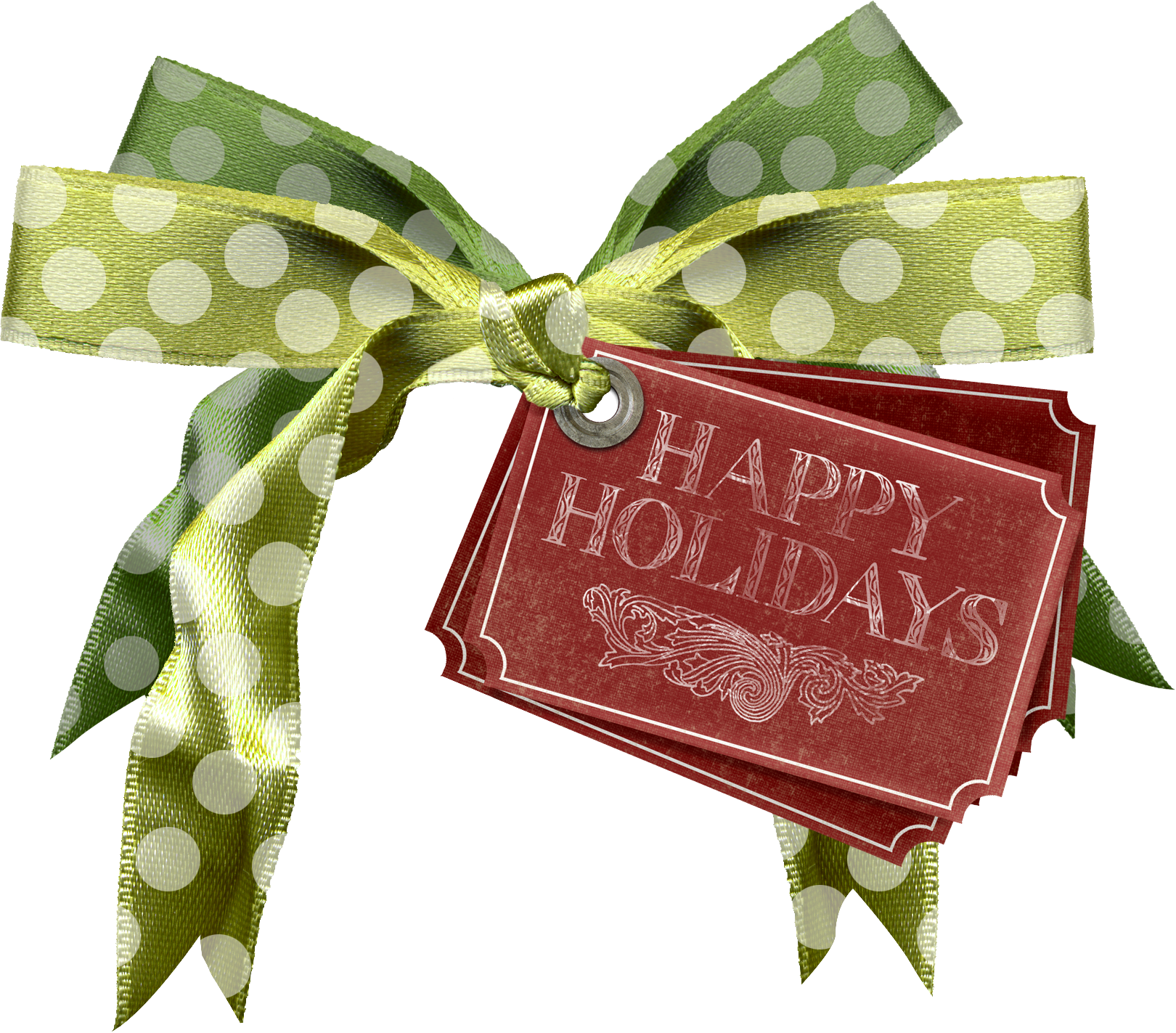 Holiday png images. Happy holidays and a
