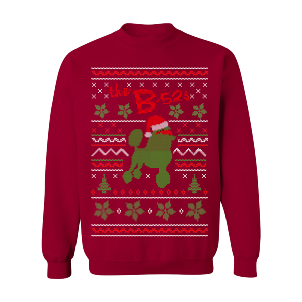 Holiday sweater png. The b s ugly