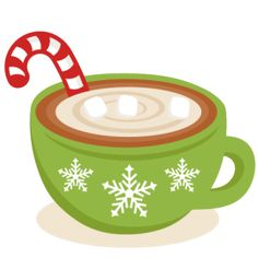 Holidays clipart hot cocoa. Christmas kids clip art