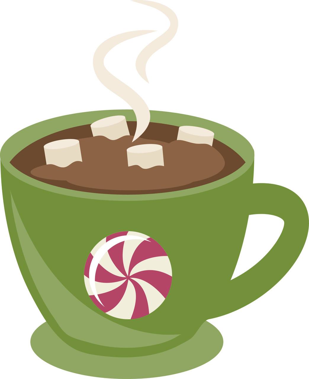 holidays clipart hot cocoa