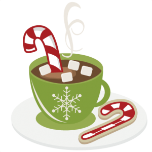 coffee cup clipart christmas