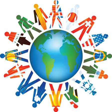 Holidays clipart tradition. Around the world at