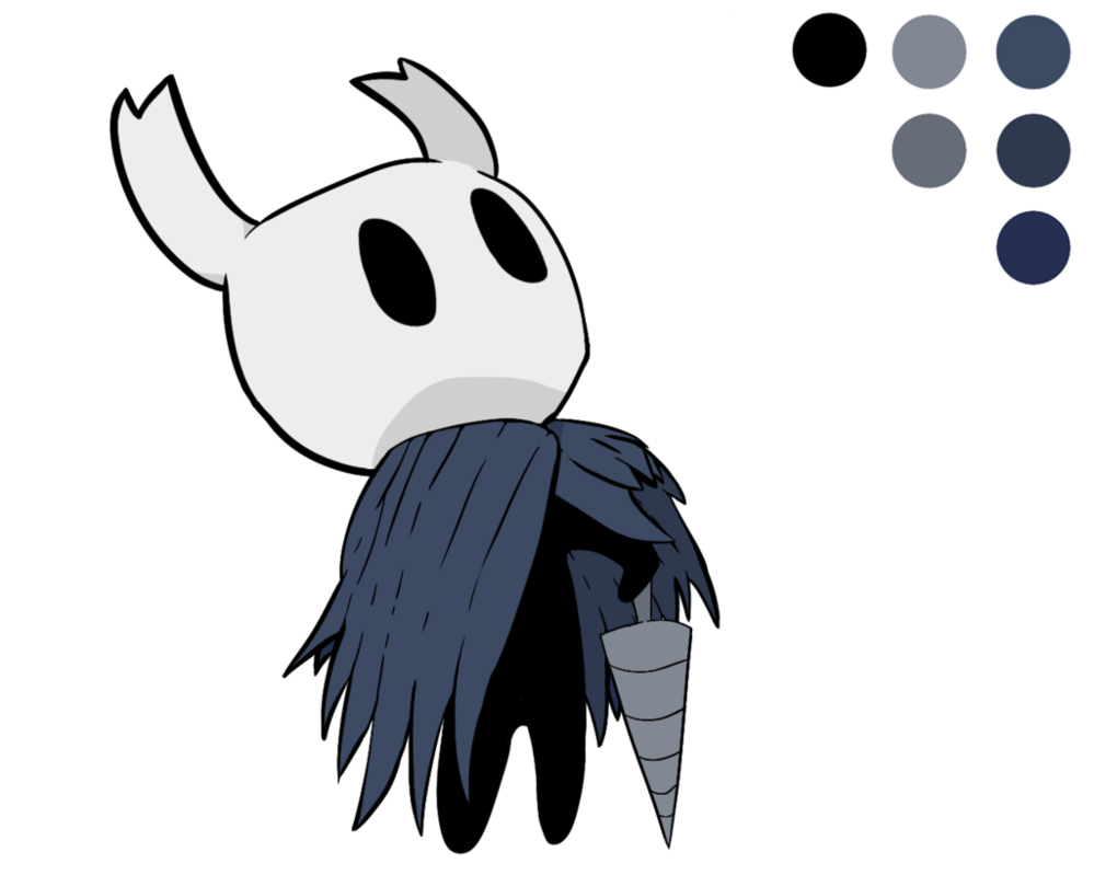 Hollow knight png. By valooon on deviantart