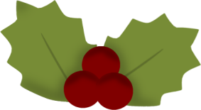 Transparent holly and ivy. Download free png clipart