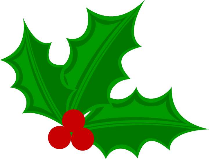 Holly clipart png. Collection of transparent