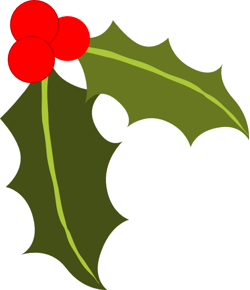 Christmas Holly Clipart Png.Holly Transparent Png Clipart Free Download Ywd