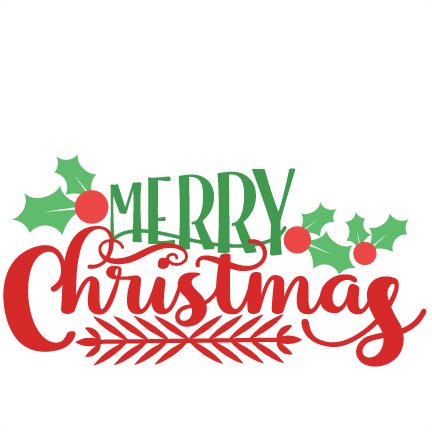 Merry Christmas Logos Transparent Png Clipart Free Download Ya