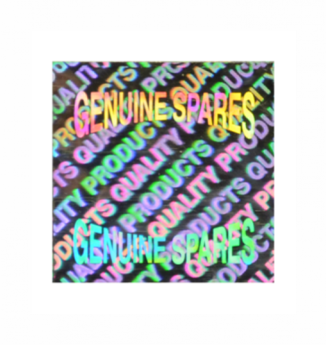 Holographic sticker png. Hologram stickers genuine x