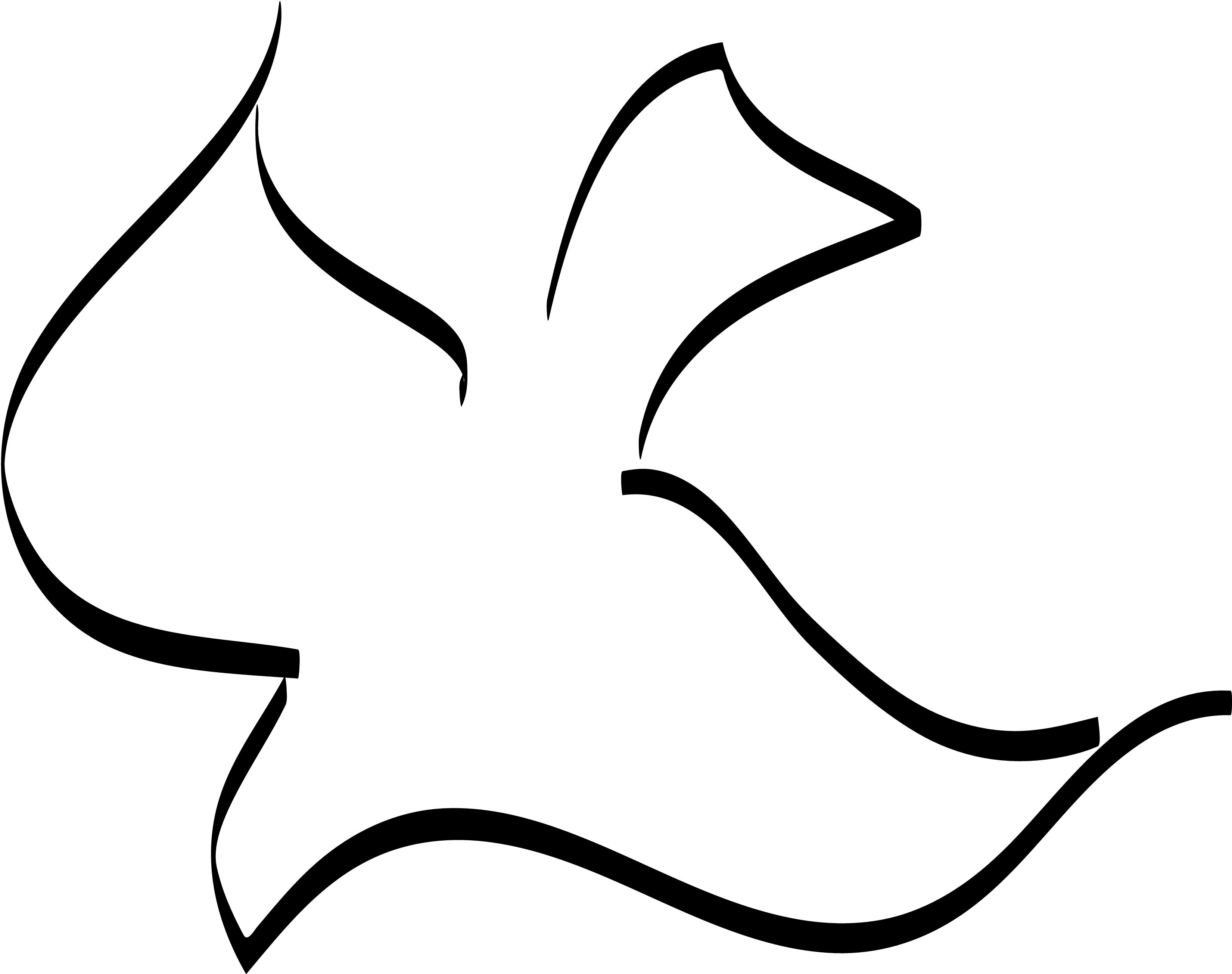 When you send your. Holy clipart holy spirit image black and white download