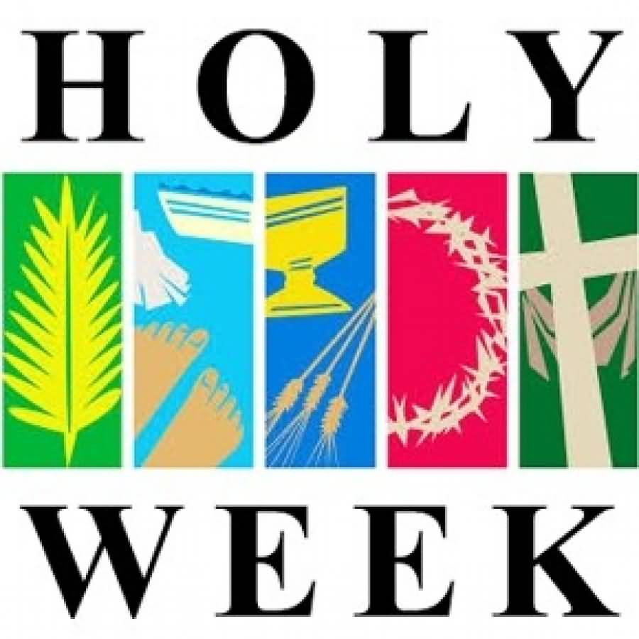 Holy week clipart. Beautiful wish pictures