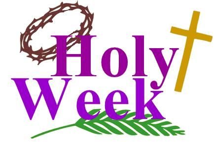 Holy week clipart. Free at getdrawings com