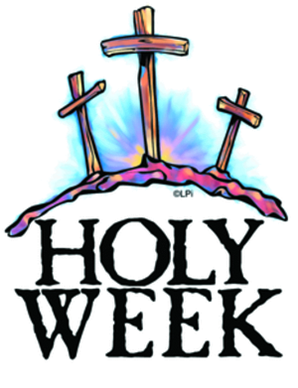 Holy week clipart clip art free stock