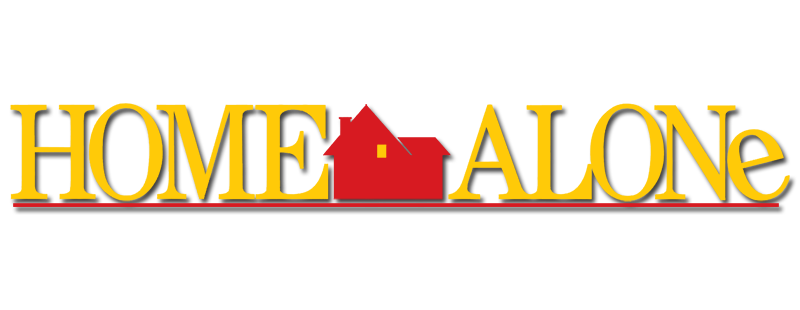 home alone logo png