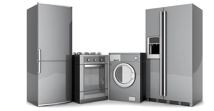 Home appliance png. Appliances clipart high quality