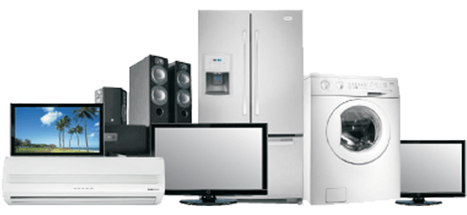 Appliances png pictures free. Transparent electronics home appliance clip art library download