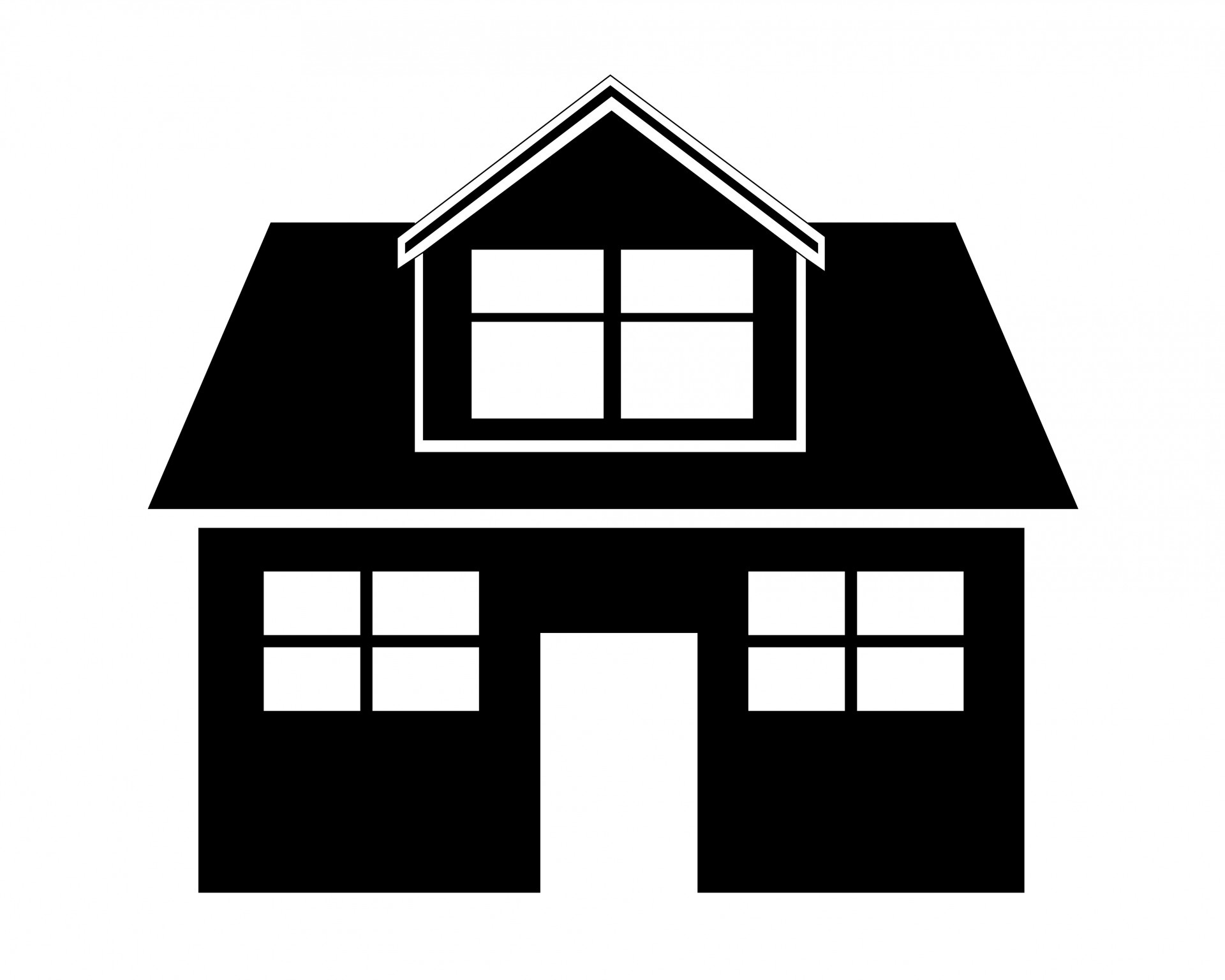 Home clipart. House free stock photo