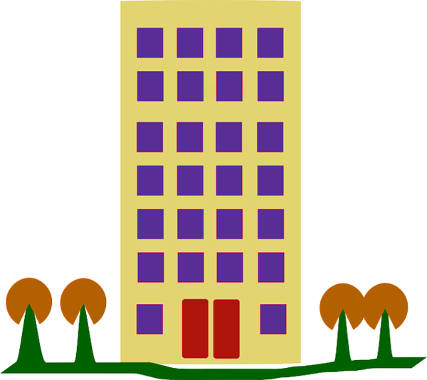 Home clipart condo. Free images at clker
