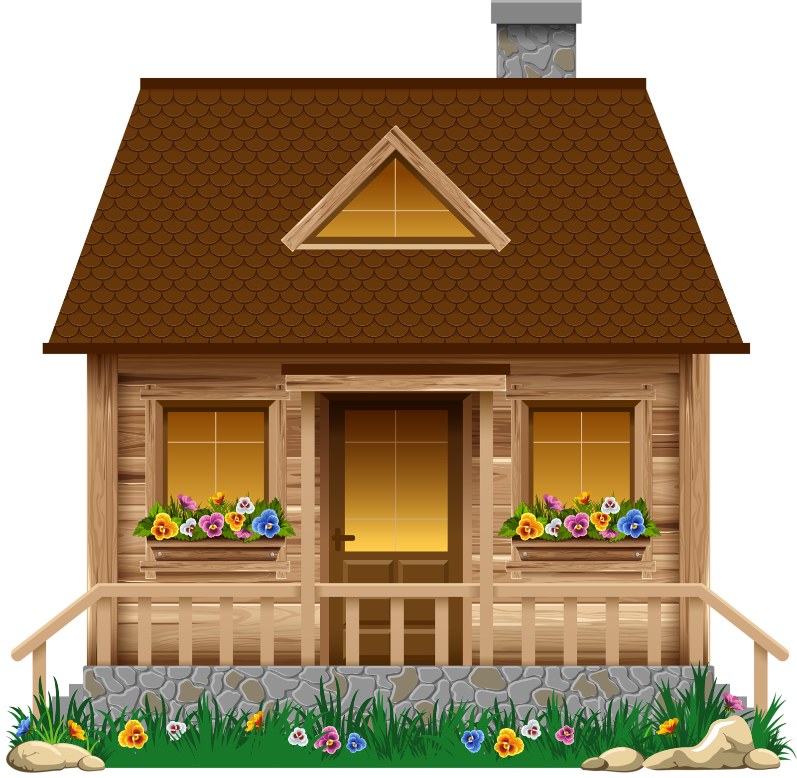 Roofing clipart house paint. Png material quilts