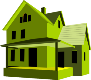 House at clker com. Homes vector clip art picture transparent library